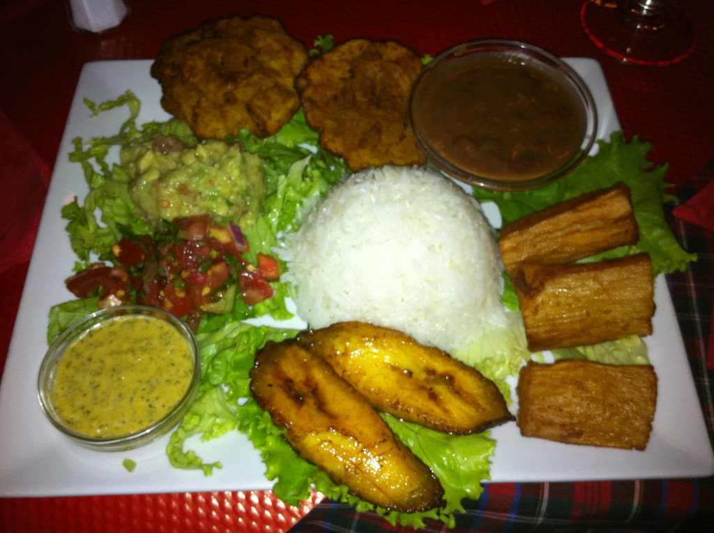 restaurant colombien paris
