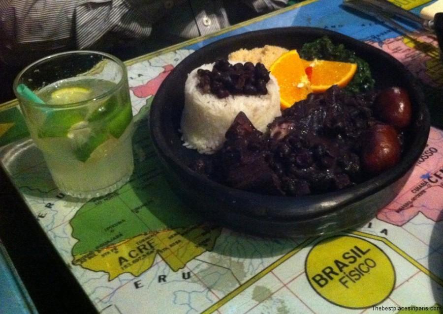 brazilian restaurant paris