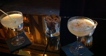 sherry butt cocktails