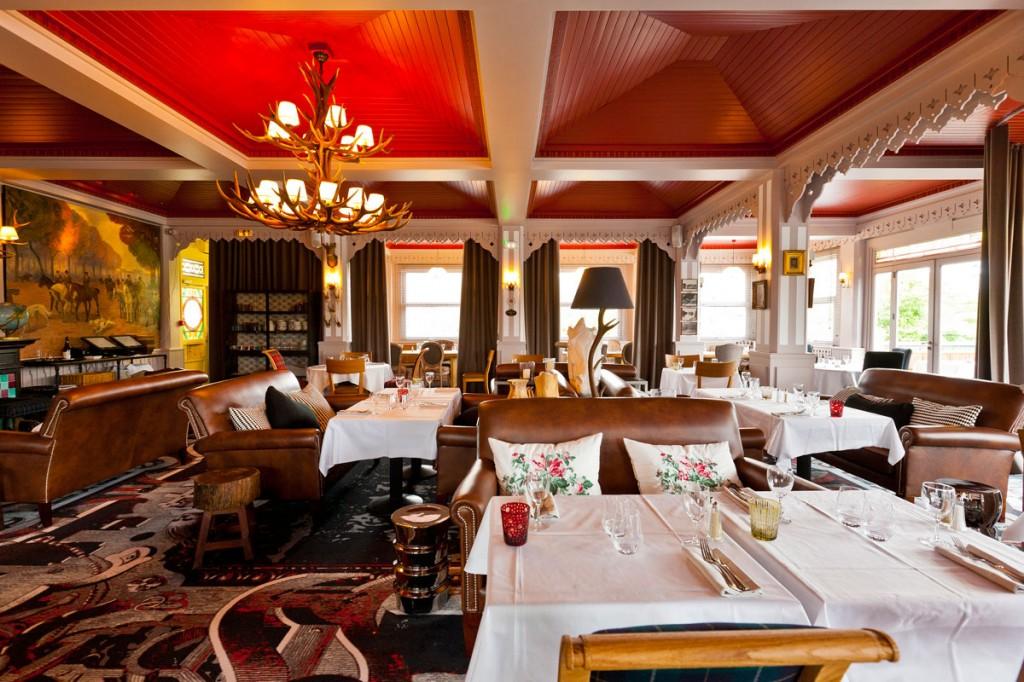 restaurant island paris