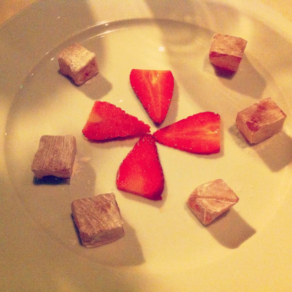 dessert janissaire