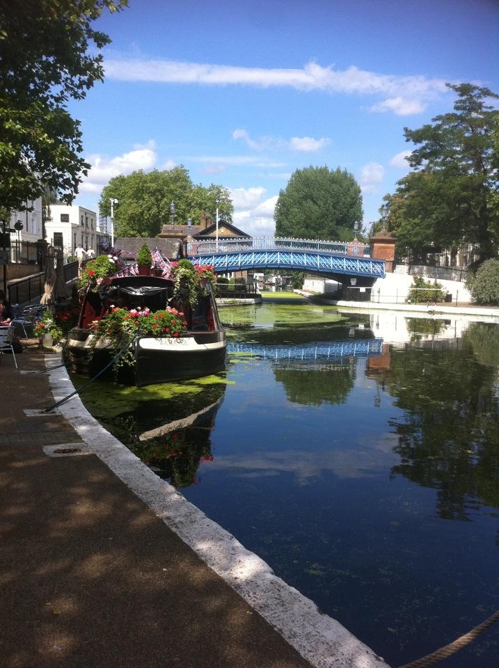 jason's boat trip london