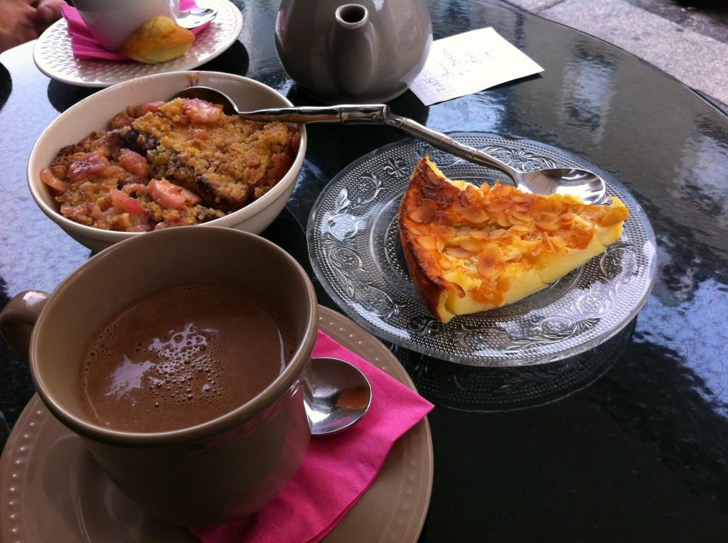 brunch gout thé tours