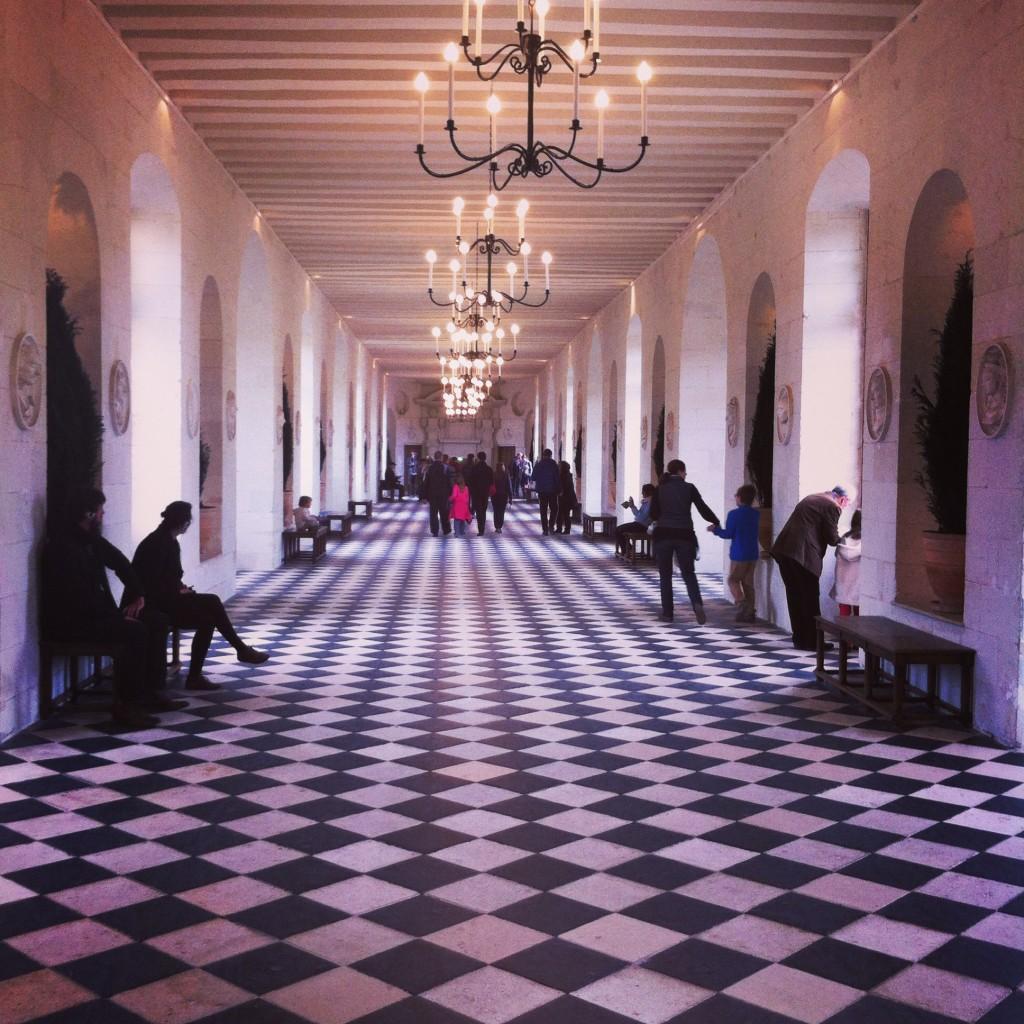 chenonceau castle gallery