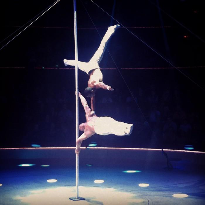acrobates cirque