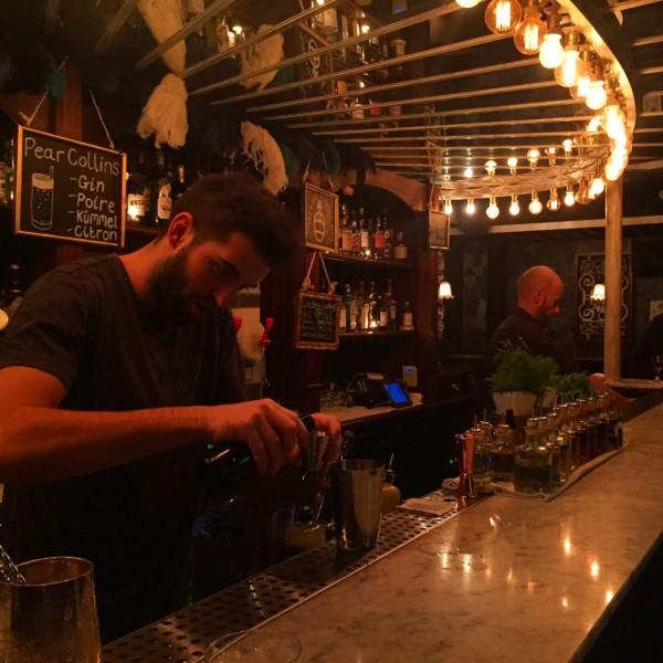lulu white bartender