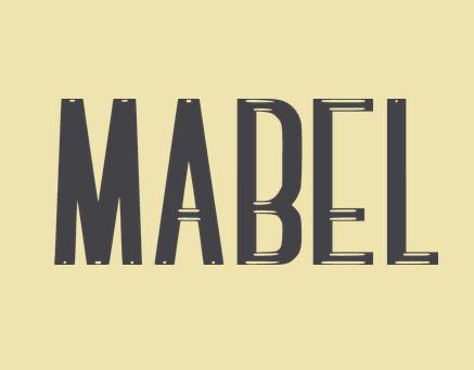 mabel bar logo
