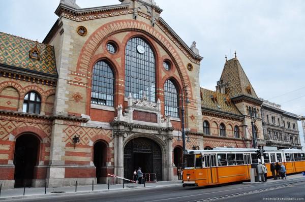 food market hall budapest