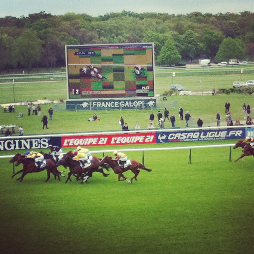 paris racecourse