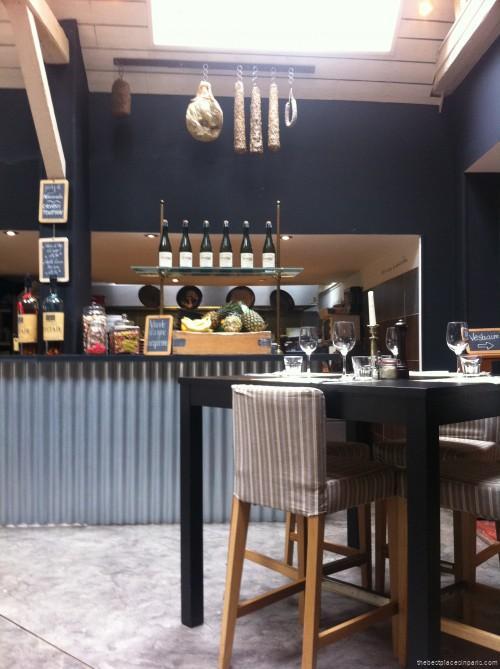 restaurant honfleur