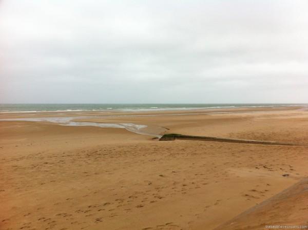 plage débarquement