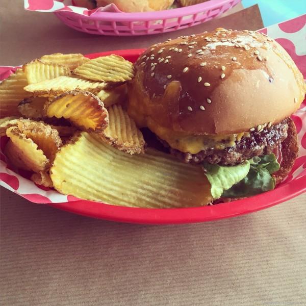 burger bedford