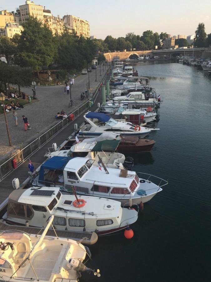 port arsenal paris
