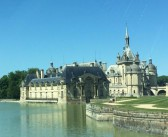 A fabulous day trip to Chantilly