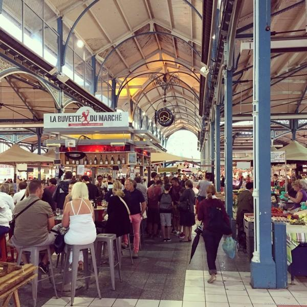 dijon food market