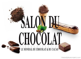 logo salon du chocolat