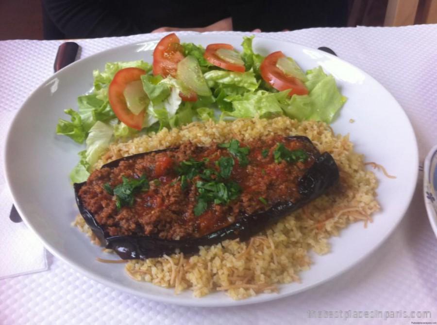 restaurant arménien paris