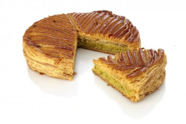 galette pistache fete des rois