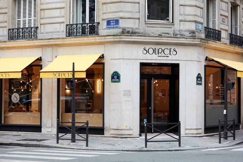 restaurant rue des mathurins