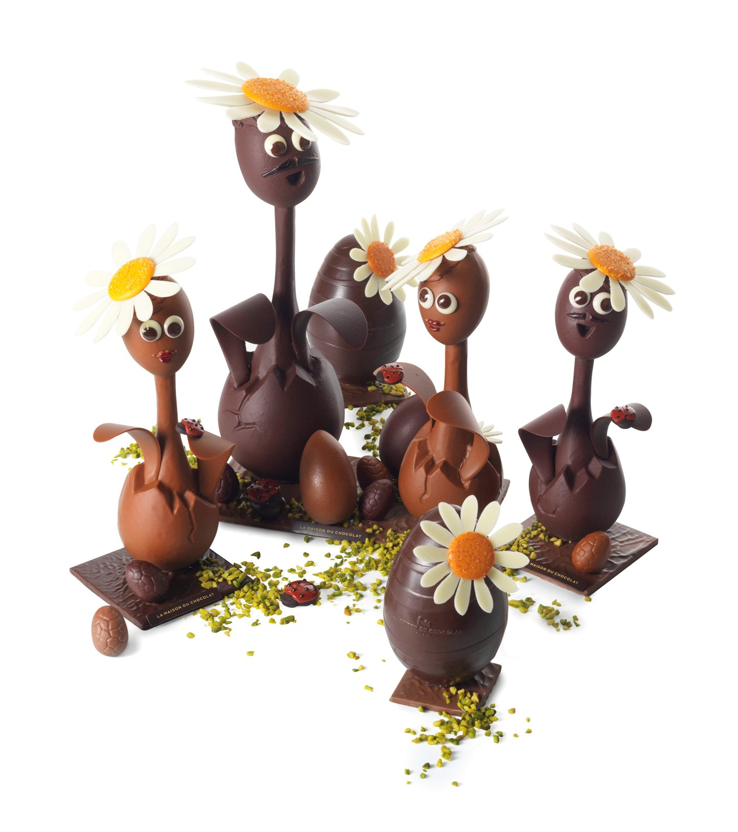 paques chocolat
