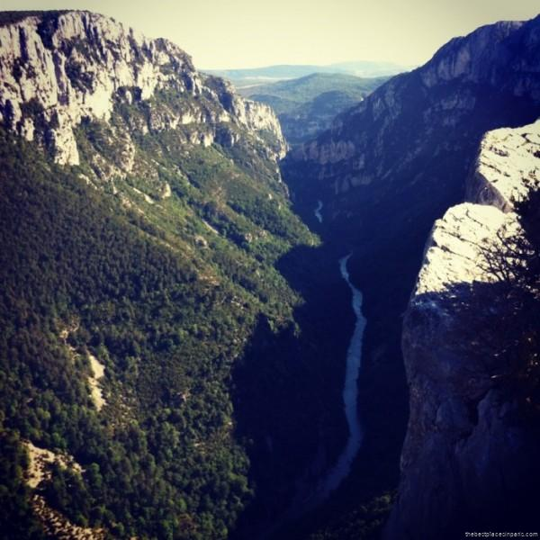 europe's biggest canyon