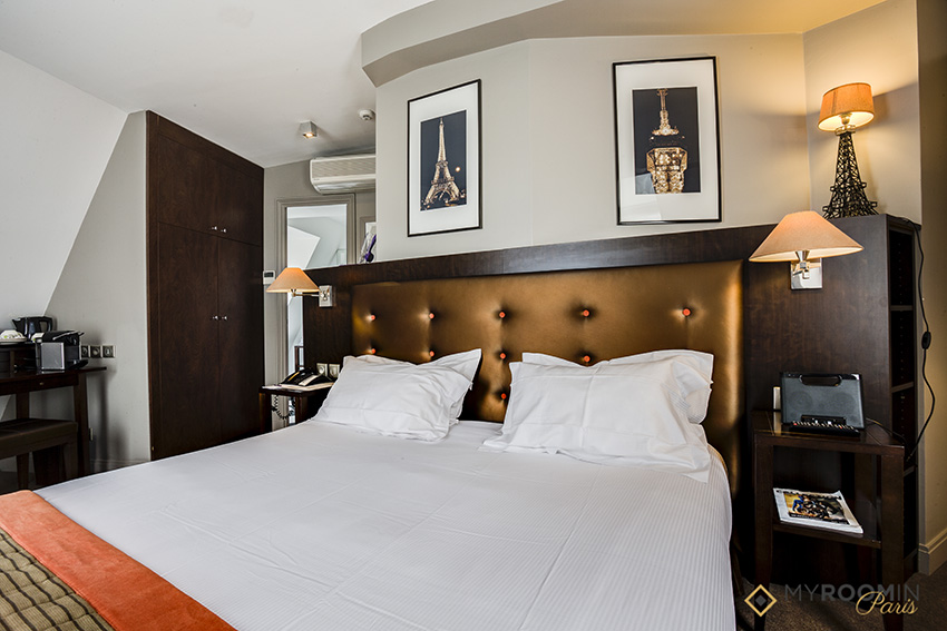 Trouver sa chambre d 39 h tel id ale paris the best places for Chambre d hotel paris