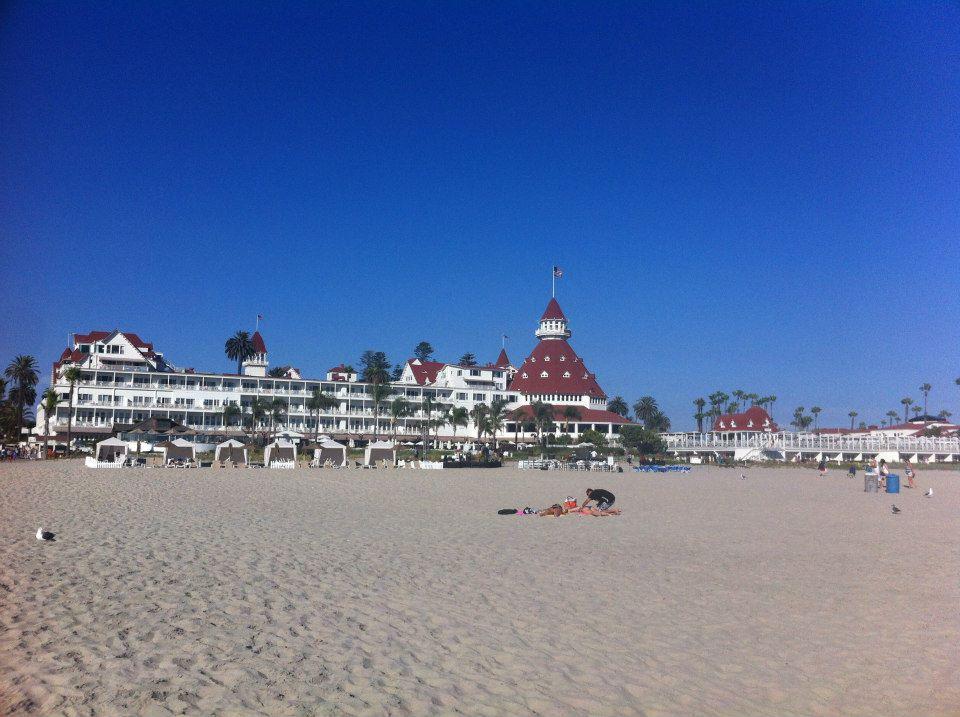 plage de coronado
