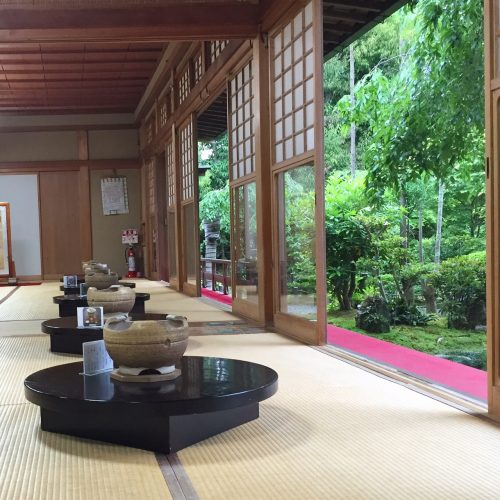 vie en ryokan japon