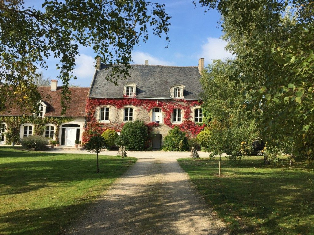 weekend in the loire valley