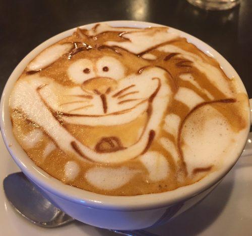 latte art tokyo