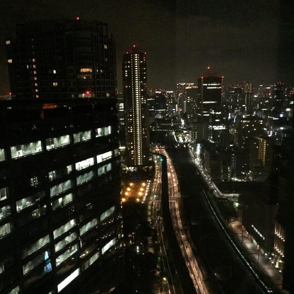gratte-ciels tokyo