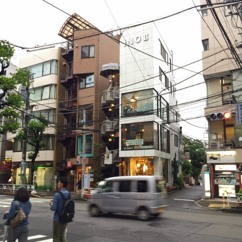 rues ebisu tokyo
