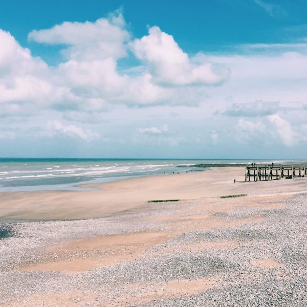 seaside near paris