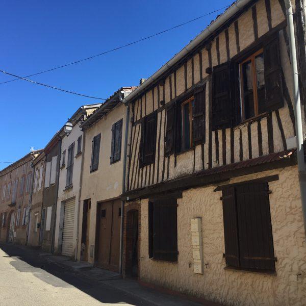 village southwest of france