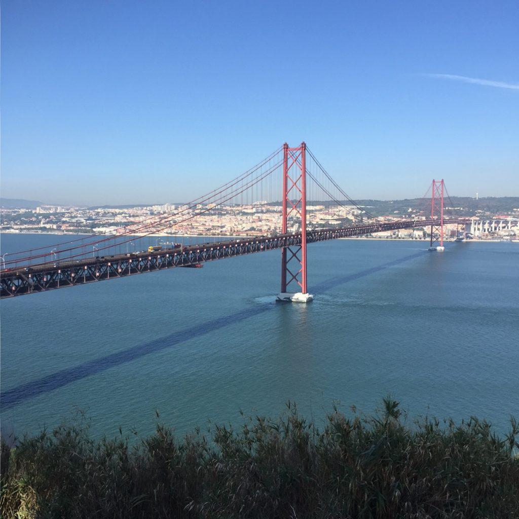 ponte 25 abril lisbonne