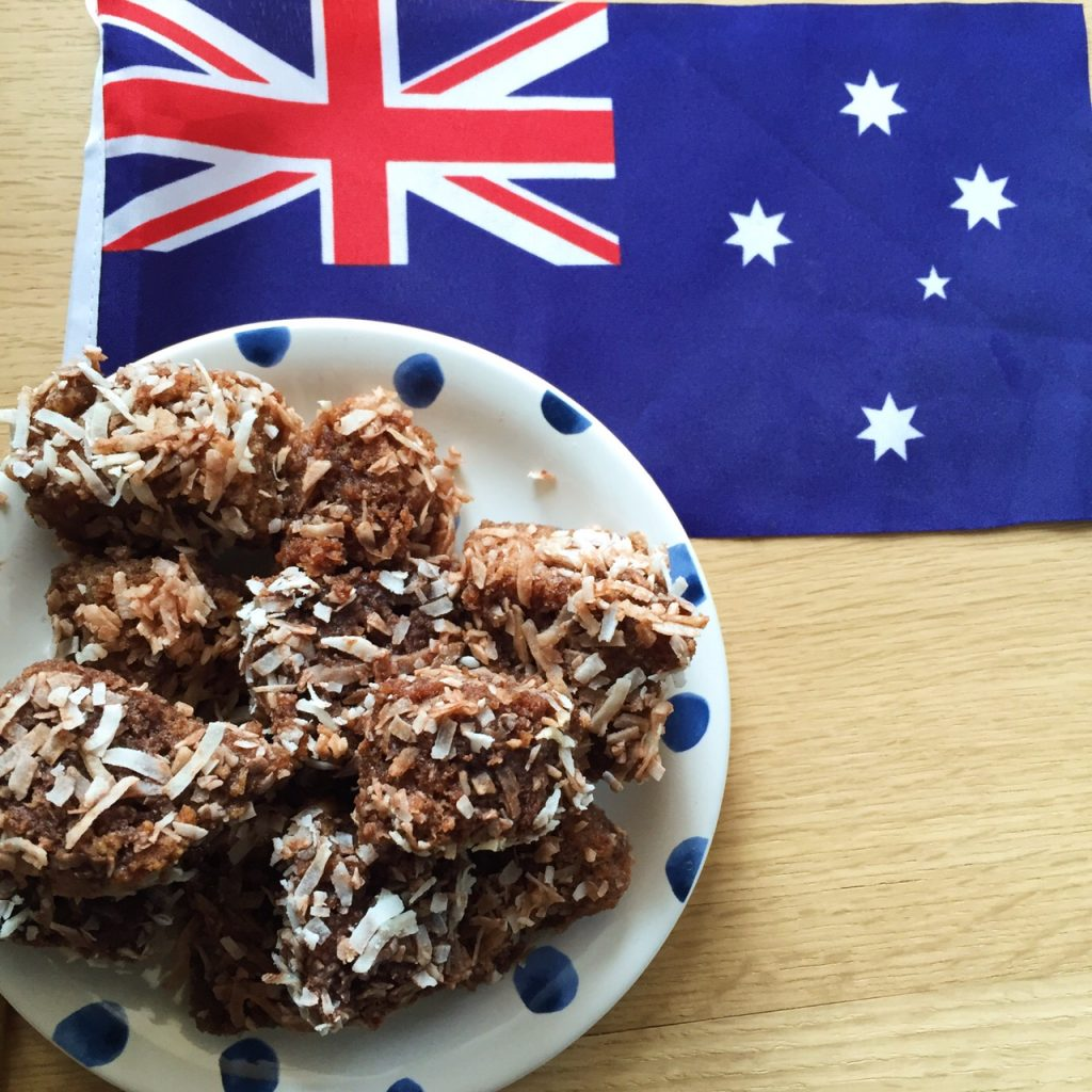 lamington recipe