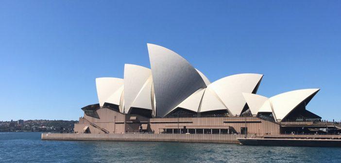 Visiter Sydney en 5 jours – Jour 1 – Opéra, plage de Manly