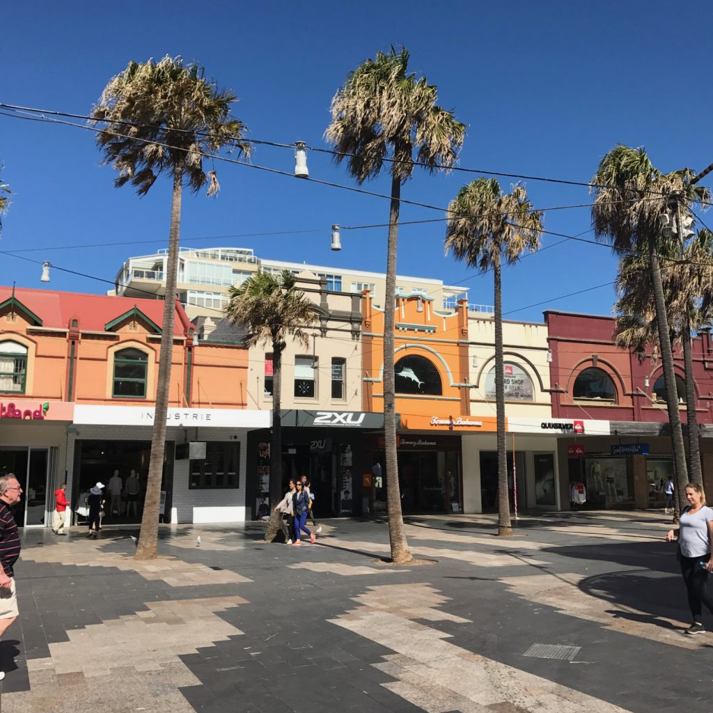 centre manly