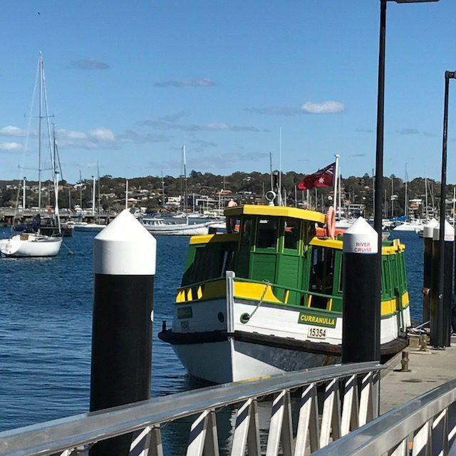 ferry to cronulla