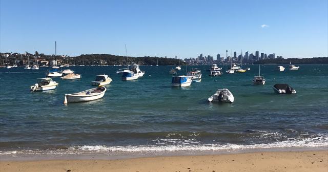 Visiter Sydney en 5 jours – Jour 3 : De Watson's Bay à Double Bay