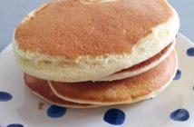 pancakes sans lactose