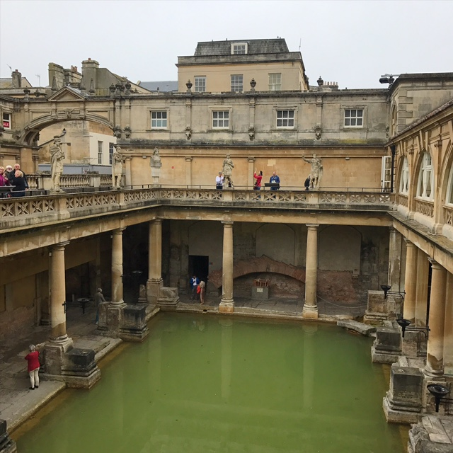 thermes romains bath