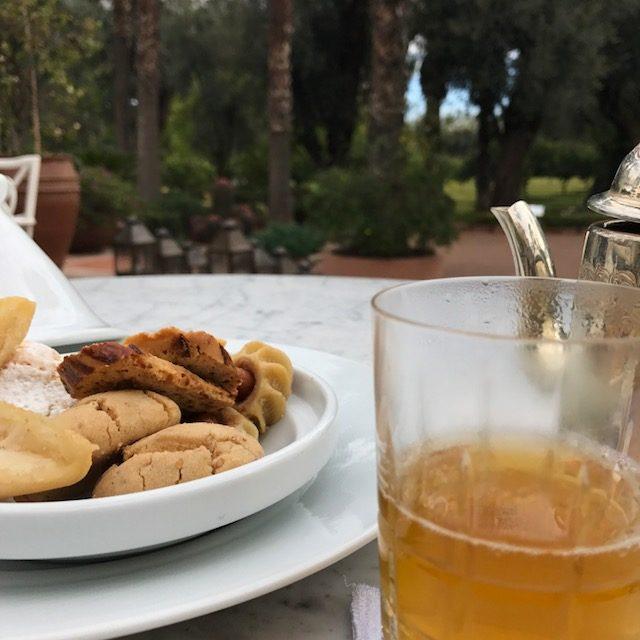 thé mamounia