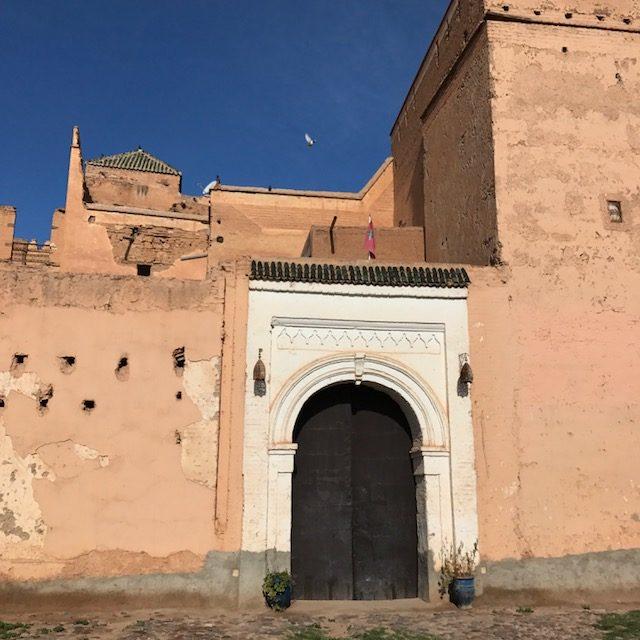 marrakech ville ocre